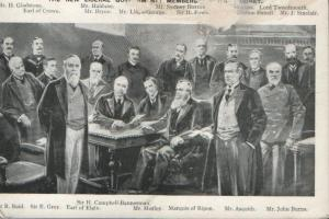 Liberal Cabinet 1906