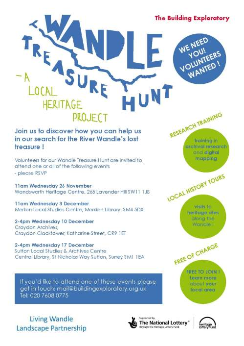 141118_WandleTreasureHunt_Flyer