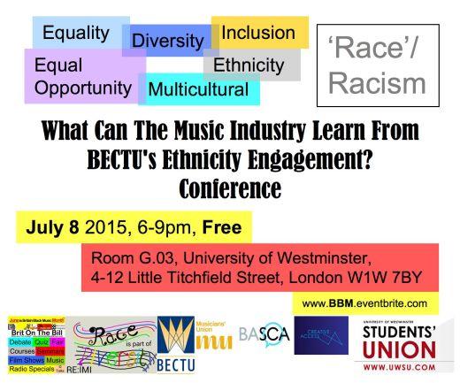 Diversity Conference flyer