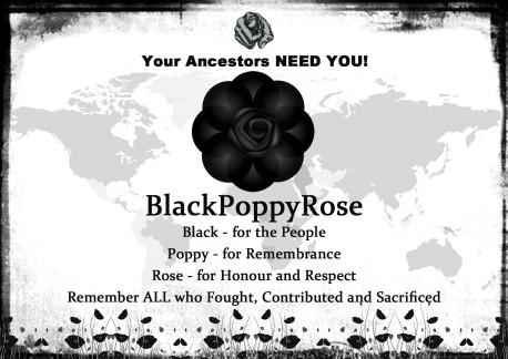 Black PoppyRose (2)
