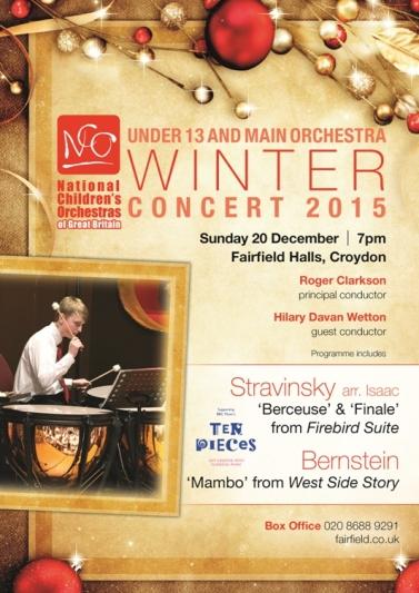 NCO_Winter Concert Flyer 2015