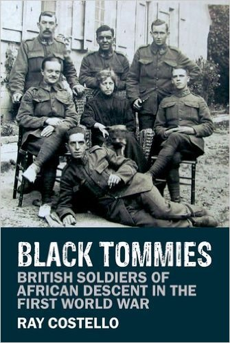 Black Tommies cover