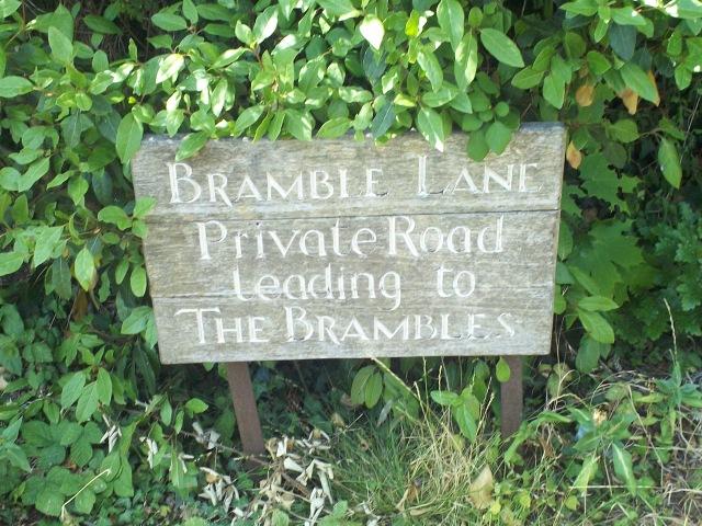Brambles Lane 1