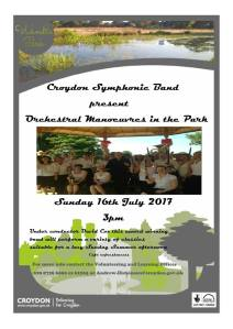 Wandle Park 16 July