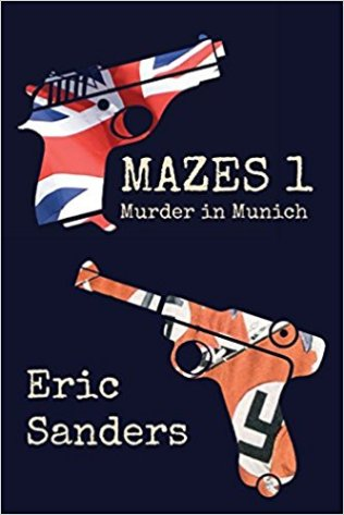 Mazes 1 cover