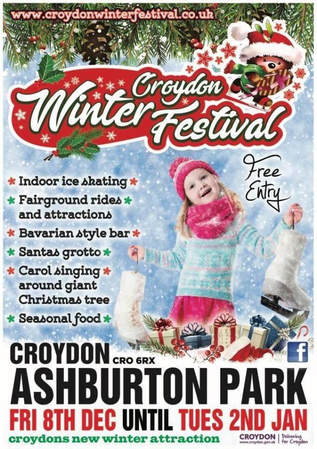 Winter Festival Ashburton
