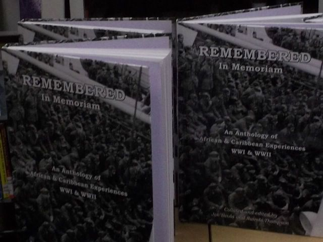Rememebred book