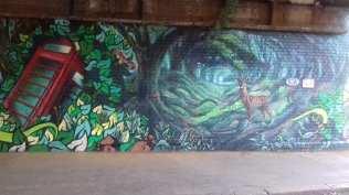 Selhurst mural 1