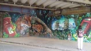 Selhurst mural 2