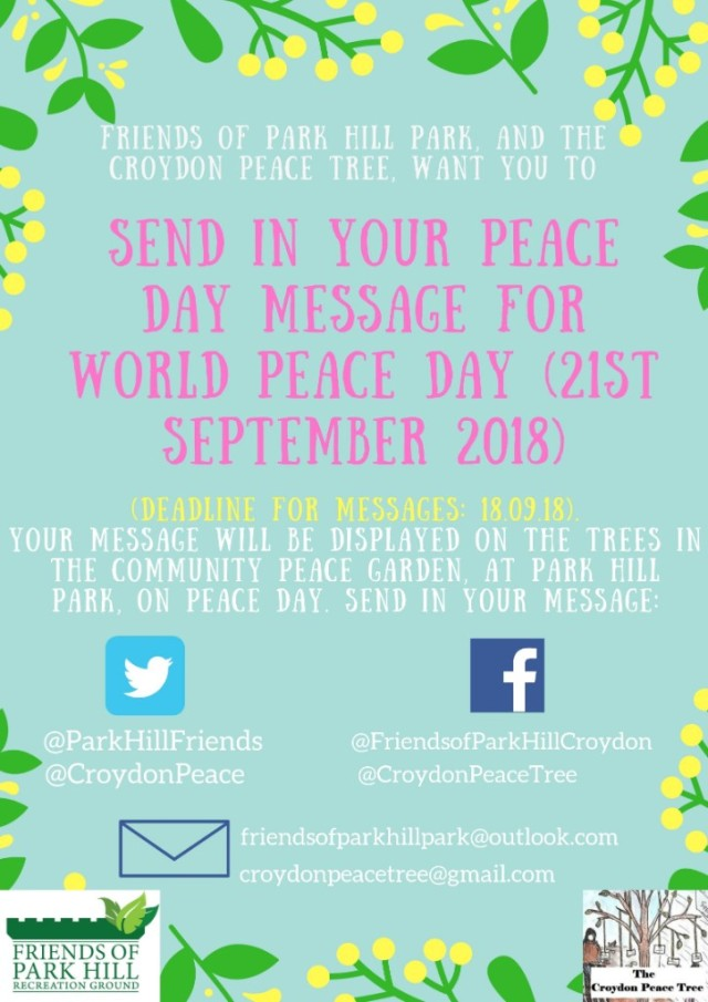 Peace Day Park Hill