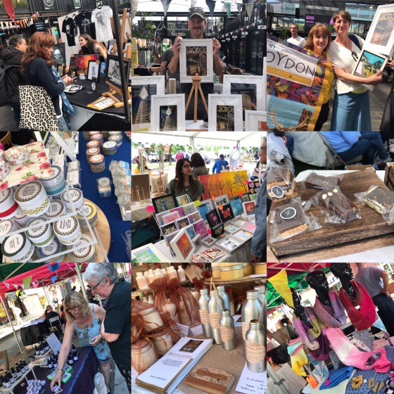 MIC Makers Market Collage